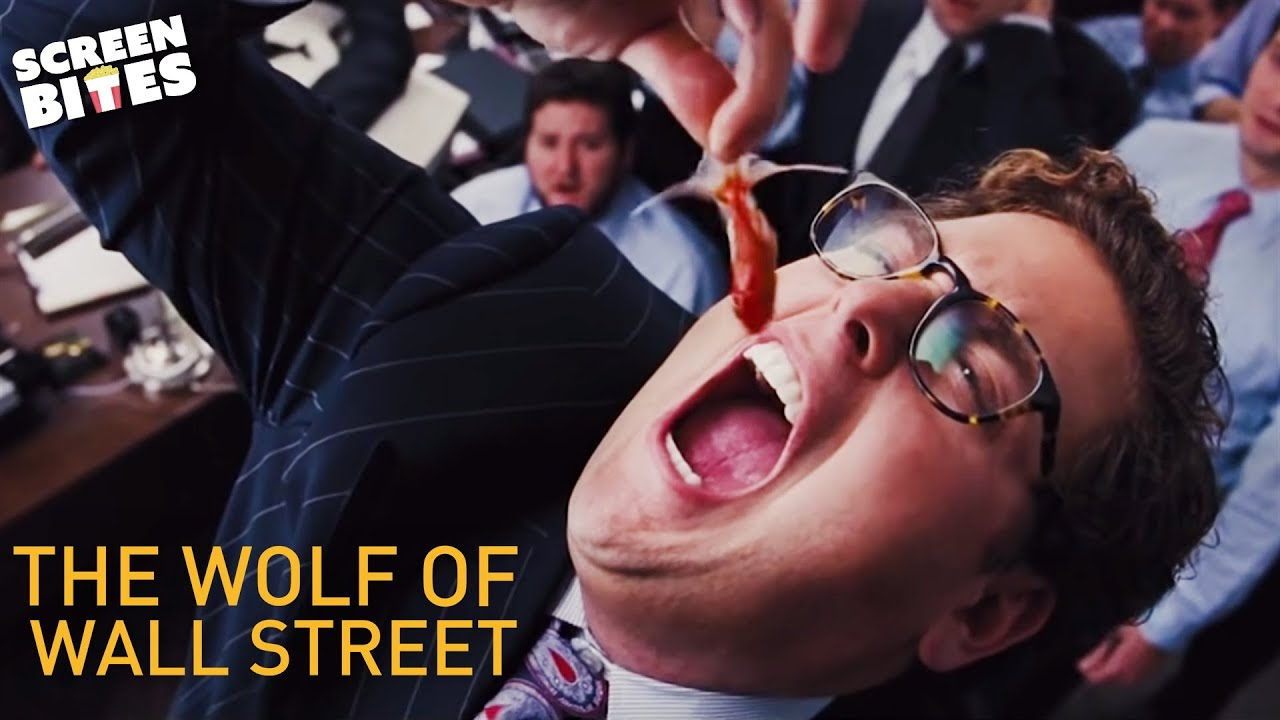 The Best Of Jonah Hill   The Wolf Of Wall Street