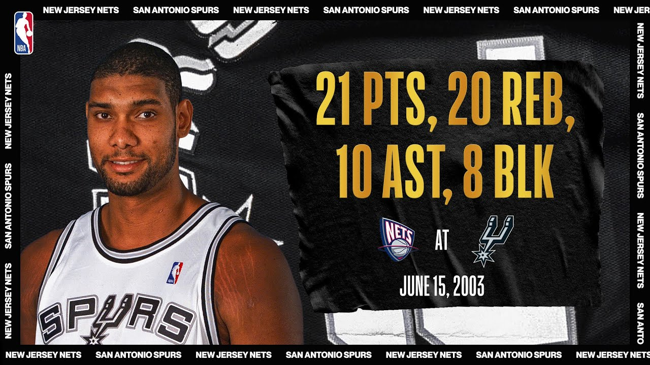 Timmy D Has Monster 21 PTS, 20 REB, 10 AST & 8 BLK Night To Win
