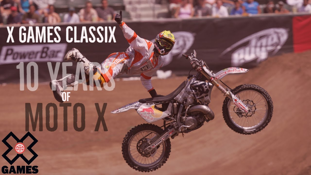 MOTO X: THE FIRST TEN YEARS   World of X Games