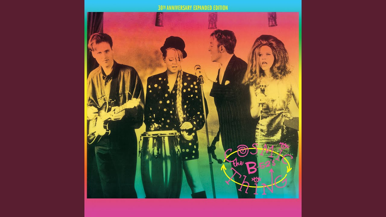 The B-52's – Mix