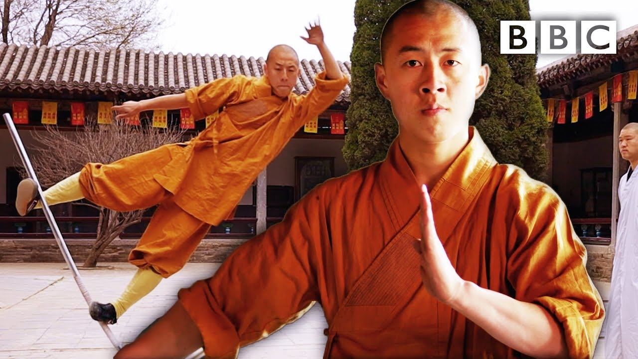 The extraordinary final test to become a Shaolin Master