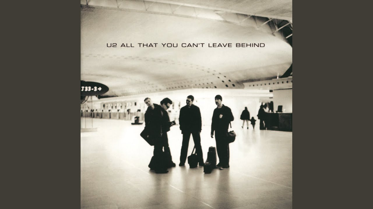 U2 – All That You Can't Leave Behind – Album