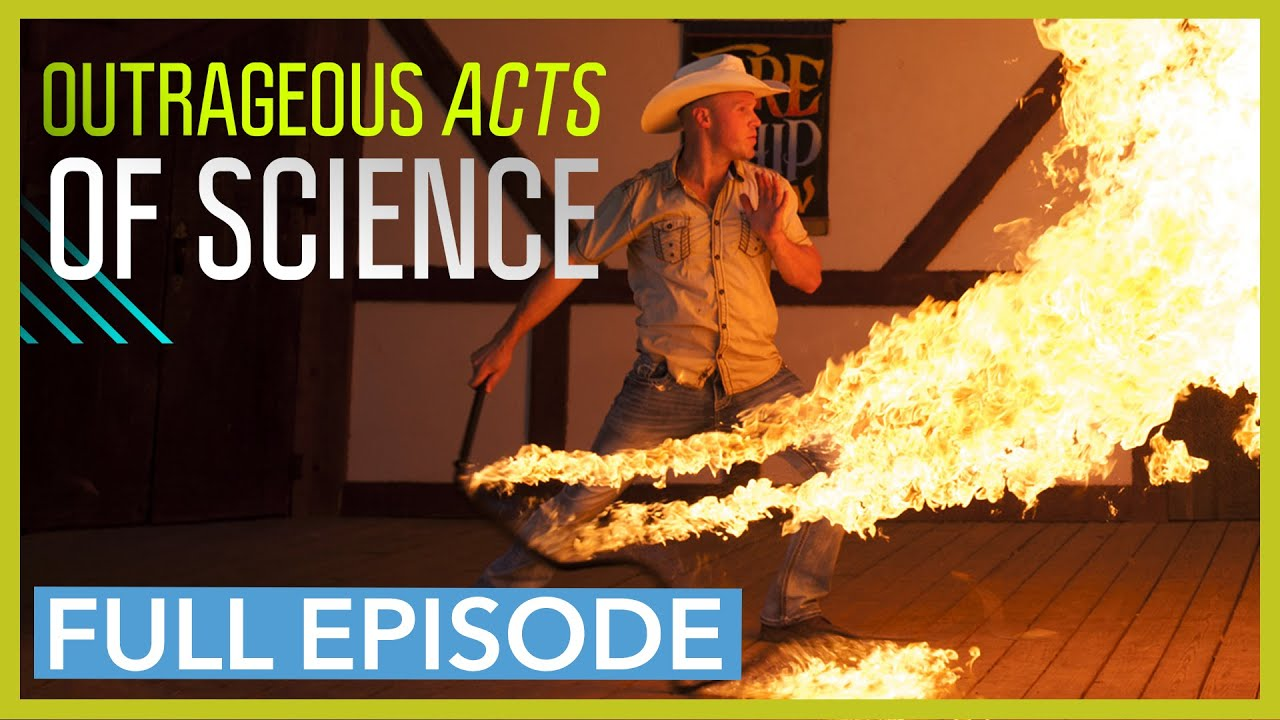 Outrageous Acts of Science: Homemade Heroes