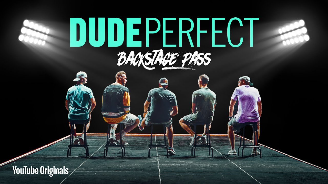 Dude Perfect: Backstage Pass