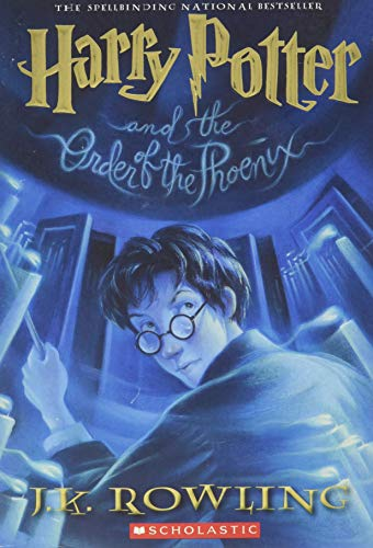 AbeBooks – J.K. Rowling – Harry Potter and the Order of the Phoenix (Harry Potter, #5)