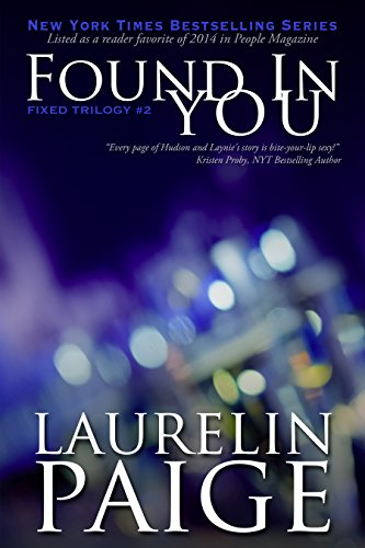 AbeBooks – Laurelin Paige – Found in You (Fixed, #2)