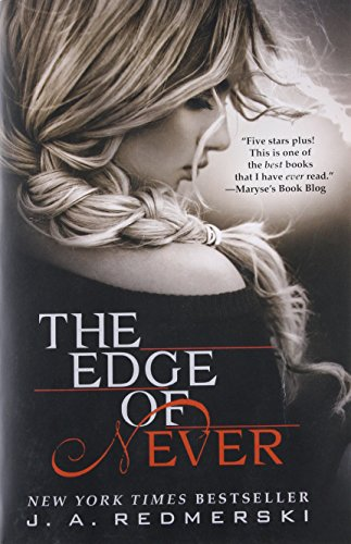 AbeBooks – J.A. Redmerski – The Edge of Never (The Edge of Never, #1)