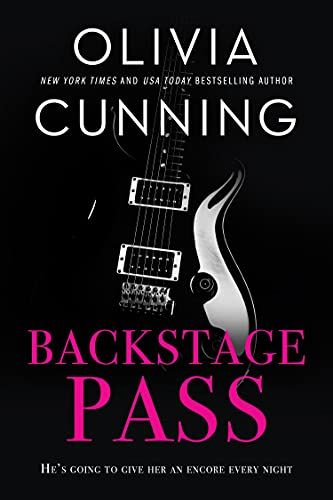 AbeBooks – Olivia Cunning – Backstage Pass: Sinners on Tour (Sinners on Tour, #1)