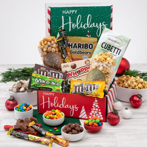 Gourmet Gift Baskets – Special Delivery Christmas Care Package
