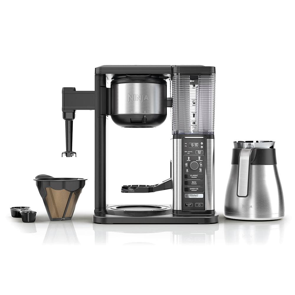 NinjaKitchen – Ninja Specialty Coffee Maker with Thermal Carafe