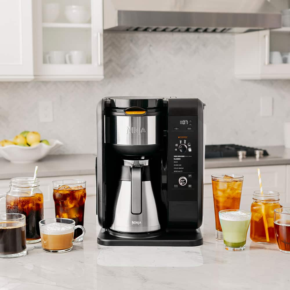 NinjaKitchen – Ninja Hot and Cold Brew System