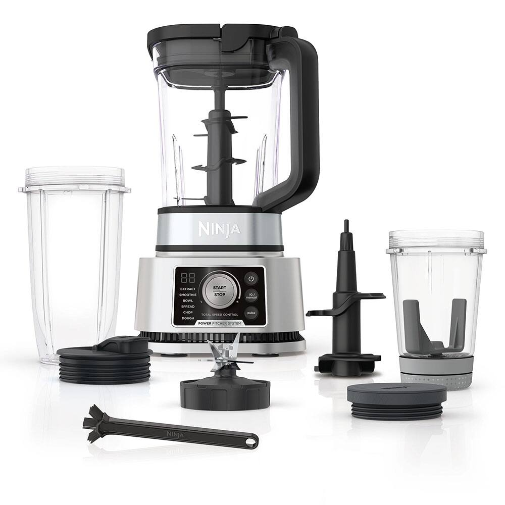 NinjaKitchen – Ninja Foodi Power Blender & Processor System with Smoothie Bowl Maker and Nutrient Extractor