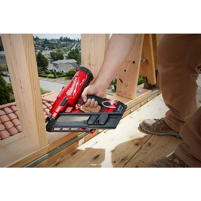 The Tool Nut – Milwaukee 2745-20 M18 FUEL Brushless 30-Degree Framing Nailer, Tool Only