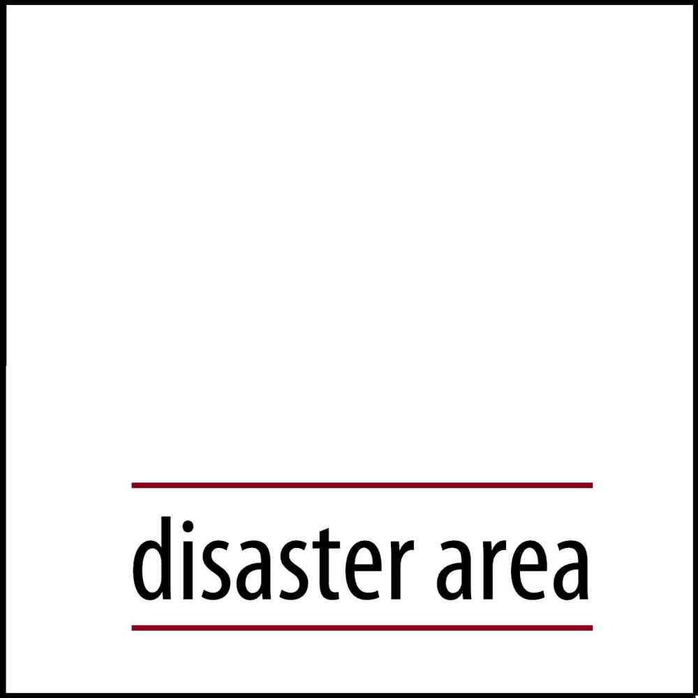 Disaster Area